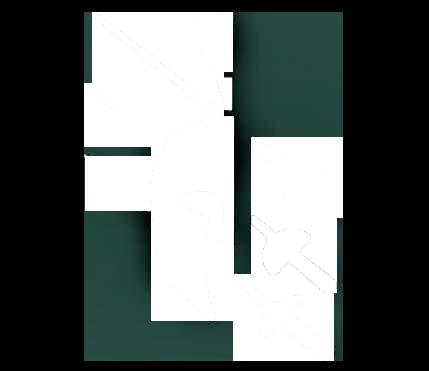msu fencing logo white